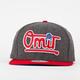 OMIT PA Wool New Era Mens Snapback Hat