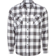 BLUE CROWN Rough Trade Mens Flannel