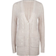 FULL TILT Essential Cable Knit Womens Cardigan