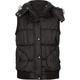 FULL TILT Fur Hood Girls Puffer Vest