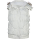 FULL TILT Fur Hood Girls Puffer Vest