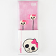 ANKIT Toons Skull Bow Earbuds