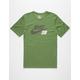 NIKE SB Dri-FIT Reflective Icon Mens T-Shirt