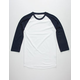 HURLEY Dri-FIT Staple Mens Baseball Tee
