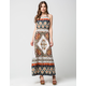 ROXY Summer Fleet Maxi Dress