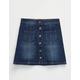 ZCO Patch Pocket Girls Denim Skirt