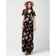 FULL TILT Vintage Floral Maxi Dress