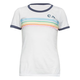 FULL TILT CA Retro Stripe Girls Ringer Tee