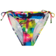 BAMBOO ISLAND Neon Lights Womens Swimsuit Bottoms