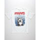 RIOT SOCIETY Paws Boys T-Shirt