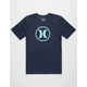 HURLEY Dri-FIT Circle Icon Mens T-Shirt