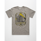 ELEMENT Moonlight Lion Mens T-Shirt