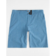 RVCA Benefits Mens Hybrid Shorts