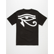 BLACK SCALE Moon Of Ra Mens T-Shirt