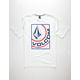 VOLCOM Crop Duster Mens T-Shirt