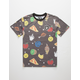 NEFF Youth Digytize Boys T-Shirt