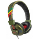 HOUSE OF MARLEY Positive Vibration On-Ear Headphones