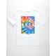 NEFF Tie Dye Howie Boys T-Shirt