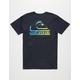 QUIKSILVER 3 Dee Mens T-Shirt