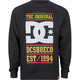 DC SHOES Pillar Mens Sweatshirt