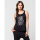 HURLEY Eye For All Festival Womens Tank