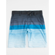 SUBCULTURE Stripe Fade Hybrid Boys Shorts
