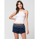 OTHERS FOLLOW Bandana Print Womens Shorts
