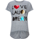 FULL TILT Love Laugh Dream Girls Tee