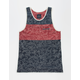 ROARK REVIVAL Hmong Mens Pocket Tank