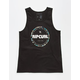 RIP CURL Floral Master Classic Mens Tank