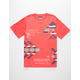LRG Glyph Blocks Mens T-Shirt