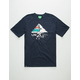 LRG Tree Flag Mens T-Shirt