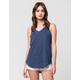 OTHERS FOLLOW Slouch Pocket Womens Tank