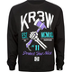 KR3W Protect Your Neck Mens Sweatshirt