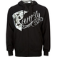 FAMOUS Stars & Straps Animal Camo Mens Hoodie