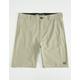BILLABONG Crossfire X Slub Mens Hybrid Shorts