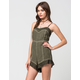 ELEMENT Early Morning Womens Romper