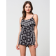 METAL MULISHA Rollins Womens Romper