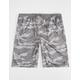 LRG Camo Mesh Boys Shorts