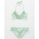 HURLEY Diamond Cut Girls Bikini Set
