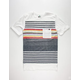LOST Snap Back Mens Pocket Tee
