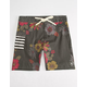 LOST Dark Flower Mens Boardshorts