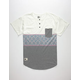 LIRA Palace Mens Pocket Henley