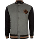 KR3W Fonzie Mens Letterman Jacket