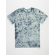 RVCA Indigo Mens Pocket Tee