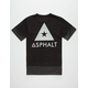 ASPHALT YACHT CLUB Honeycomb Mens Pocket Tee