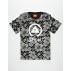 AYC Reflective Hibiscus Mens T-Shirt