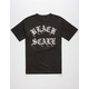 BLACK SCALE Old English Mens T-Shirt