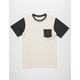 MATIX Standard Clash Mens Pocket Tee