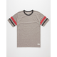 MATIX Standard Check Mens T-Shirt